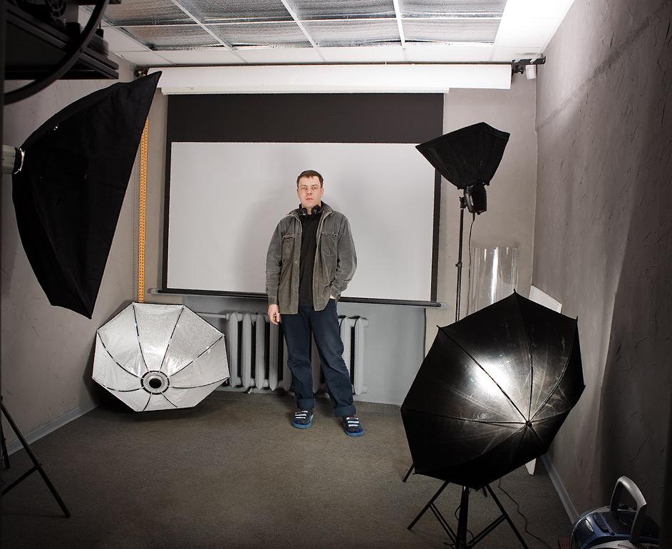 сколько стоит сделать фотостудию режиссеров кино